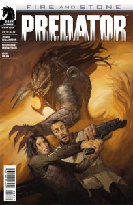 PREDATOR FIRE AND STONE #3 (OF 4)