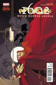 1602 WITCH HUNTER ANGELA #2 KOH VAR