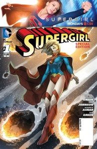 DC COMICS ESSENTIALS SUPERGIRL #1