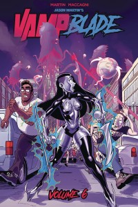 VAMPBLADE TP VOL 06 WORLD WAR DETROIT