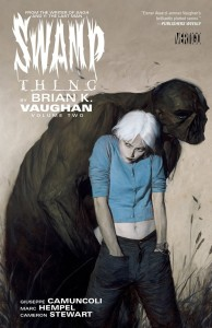 SWAMP THING BY BRIAN K VAUGHAN TP VOL 02