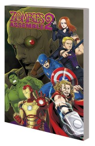 ZOMBIES ASSEMBLE MANGA TP VOL 02