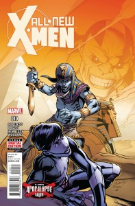 ALL NEW X-MEN #10