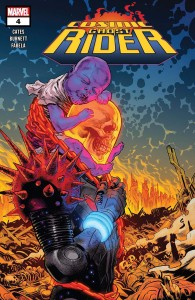 COSMIC GHOST RIDER #4 (OF 5)