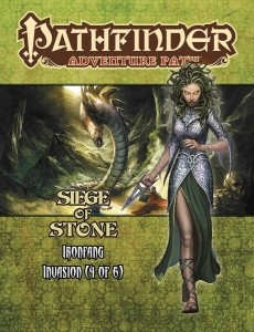 PATHFINDER ADV PATH IRONFANG INVASION PART 4 OF 6