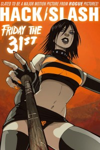 HACK/SLASH TP VOL 03 FRIDAY THE 31ST