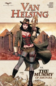 VAN HELSING VS THE MUMMY OF AMUN RA TP