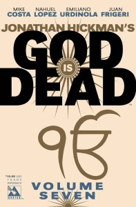 GOD IS DEAD TP VOL 07