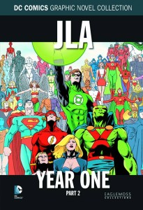 DC COMICS GN COLLECTION VOL 8 - JLA YEAR ONE PT 2