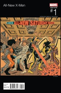 ALL NEW X-MEN #1 PISKOR HIP HOP VAR