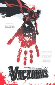 MICHAEL AVON OEMING'S VICTORIES TP VOL 01