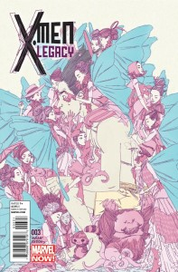 X-MEN LEGACY #3 ALPHONA VAR NOW