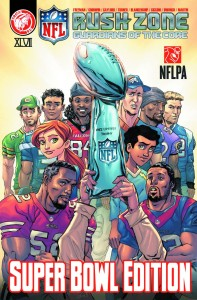 NFL RUSH ZONE SUPER BOWL SPECIAL TP