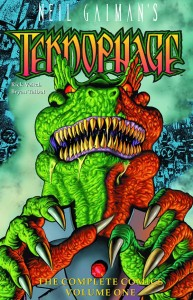 NEIL GAIMANS TEKNOPHAGE HC