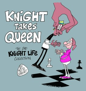 KNIGHT TAKES QUEEN GN VOL 2ND KNIGHT LIFE COLLECTION