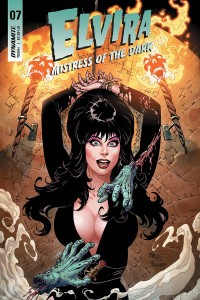 ELVIRA MISTRESS OF DARK #7 CVR D PHOTO SUB VAR
