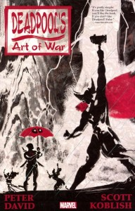 DEADPOOLS ART OF WAR TP