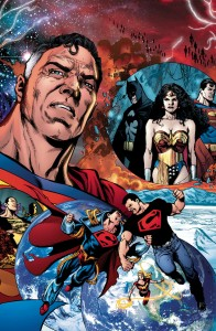ABSOLUTE INFINITE CRISIS HC