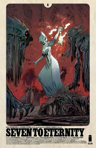 SEVEN TO ETERNITY #6 CVR B HARREN