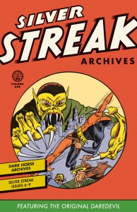SILVER STREAK ARCHIVES ORIGINAL DAREDEVIL HC VOL 01