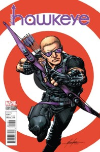 ALL NEW HAWKEYE #1 GRELL CLASSIC VAR