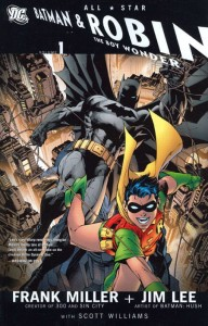 ALL STAR BATMAN AND ROBIN THE BOY WONDER TP VOL 01