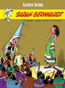 Lucky Luke Tom 50 Sarah Bernhardt