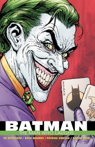 BATMAN THE MAN WHO LAUGHS TP