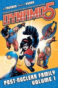 DYNAMO 5 TP VOL 01 POST NUCLEAR FAMILY