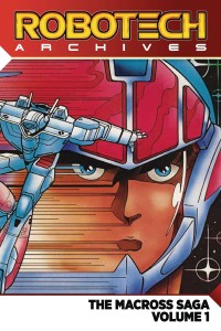 ROBOTECH ARCHIVE OMNIBUS 01 (OF 3)