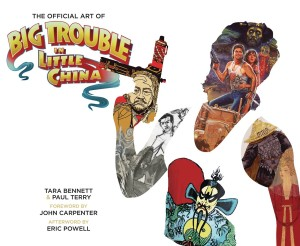 OFFICAL ART OF BIG TROUBLE IN LITTLE CHINA HC