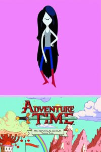 ADVENTURE TIME MATHEMATICAL EDITION HC VOL 03