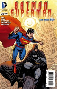 BATMAN SUPERMAN #20 VAR ED