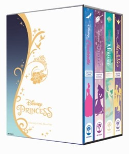 DISNEY PRINCESS CINESTORY TP BOX SET