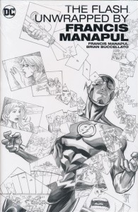 FLASH UNWRAPPED BY FRANCIS MANAPUL HC