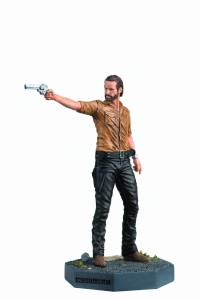 WALKING DEAD FIG MAG #1 RICK GRIMES
