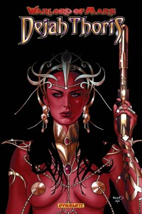 WARLORD OF MARS DEJAH THORIS TP VOL 05