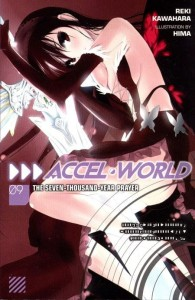 ACCEL WORLD NOVEL 09 7000 YEAR PRAYER