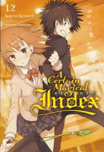 A CERTAIN MAGICAL INDEX LIGHT NOVEL SC VOL 12