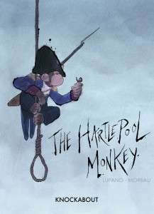 HARTLEPOOL MONKEY HC (KNOCKABOUT)