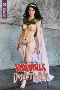 VAMPIRELLA DEJAH THORIS #1 CVR F DEJAH THORIS COSPLAY