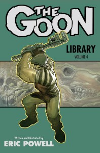 GOON LIBRARY HC VOL 04