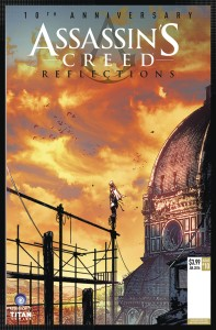 ASSASSINS CREED REFLECTIONS #1 (OF 4) CVR B VELTRI