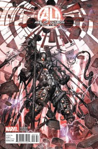 AGE OF ULTRON #7 (OF 10) ROCK HE KIM ULTRON VAR