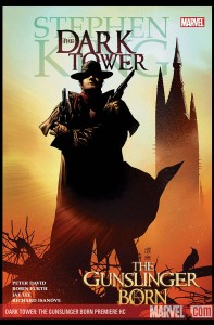 DARK TOWER GUNSLINGER BORN PREMIERE HC