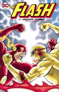 FLASH BY GEOFF JOHNS TP VOL 03