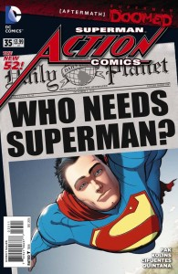 ACTION COMICS #35 (DOOMED) (N52)