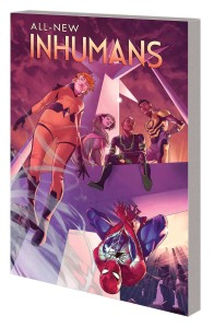 ALL NEW INHUMANS TP VOL 02 SKYSPEARS