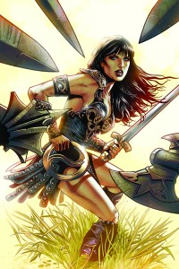 XENA WARRIOR PRINCESS ALL ROADS TP