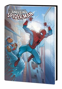 AMAZING SPIDER-MAN HC WHO AM I